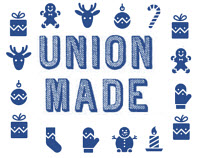Union-made Christmas