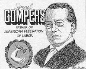 Eulogizing Gompers