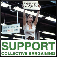 Support collective bargaining