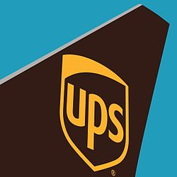 UPS Airlines vertical stabilize (source: Wilkipedia)