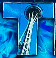 Space Needle in the T