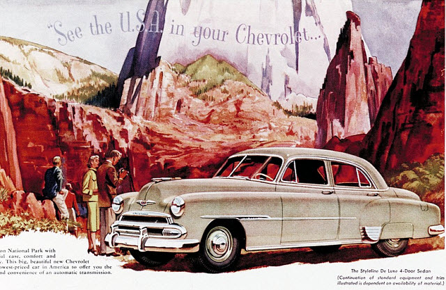 See the USA in your Chevrolet ...