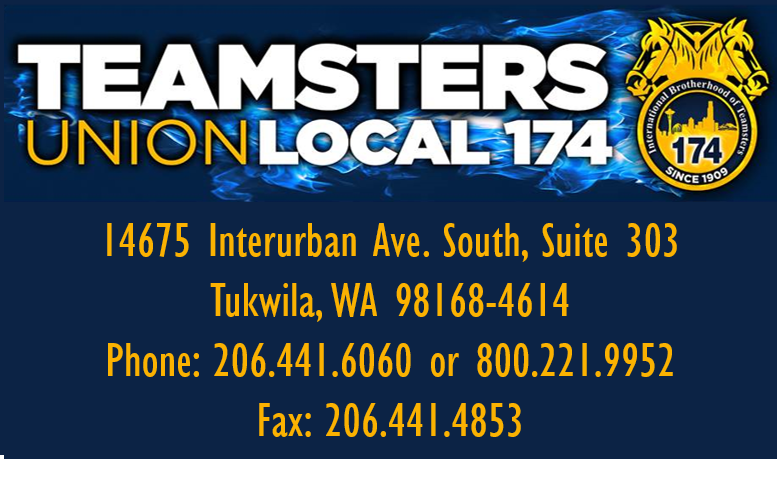 Teamsters Local Union No. 174