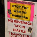 Fighting the Beverage Tax: Seattle City Council Meeting — May 3, 2017