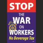 Fighting the Beverage Tax: Philadelphia Teamsters Local 830 Principal Officer Pens Letter to the Editor