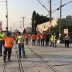 Teamsters Local 174 Members at CalPortland are on an Unfair Labor Practice Strike