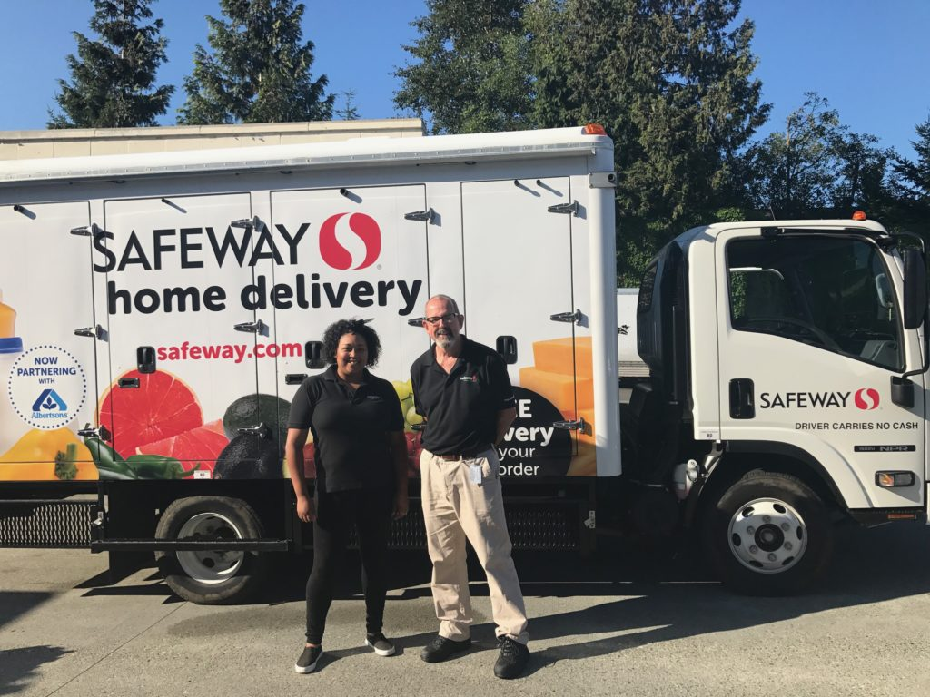 Safeway com Delivery Drivers Vote to Join Teamsters Local 174