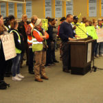First Student Teamsters Speak Before the Seattle School Board