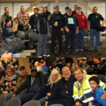 Photos from the General Membership Meeting — November 12, 2017
