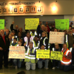 Meeting Between First Student and Teamsters Local 174 Produces Next Steps; Strike Threat Still Looms