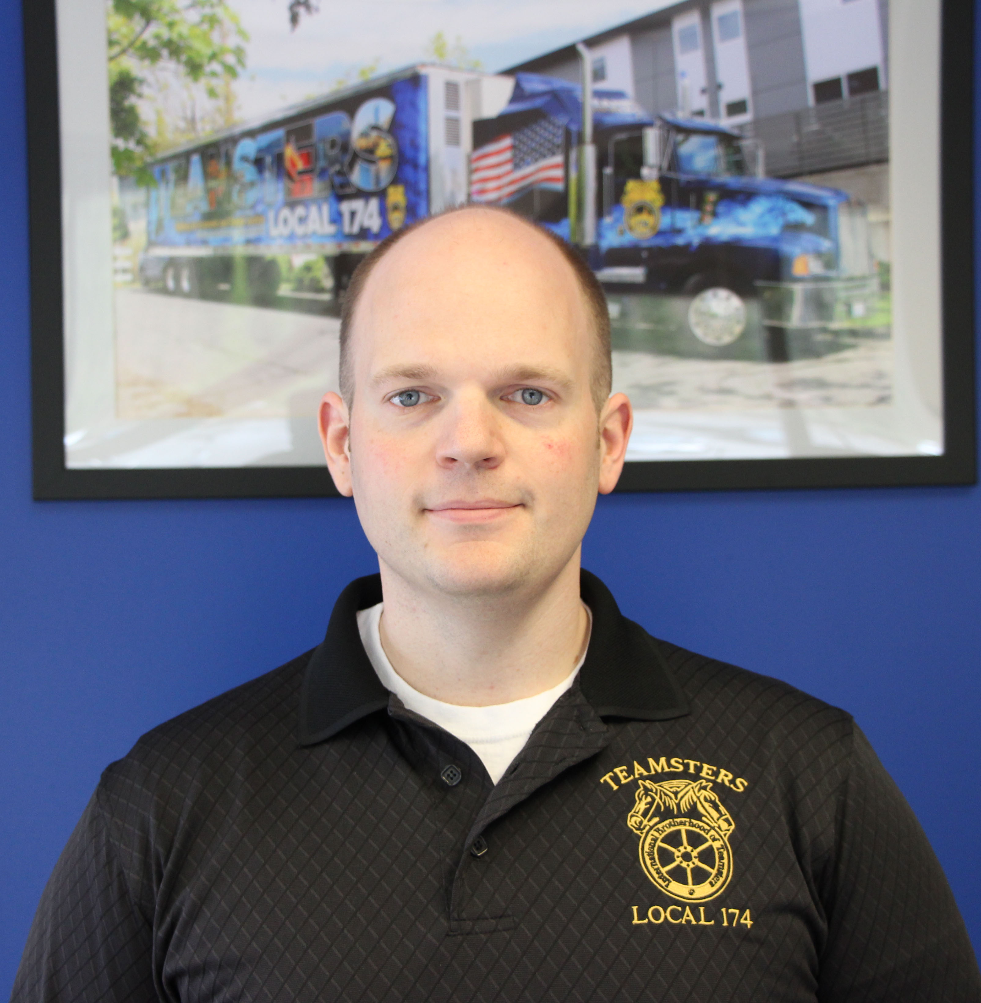 078f17ed29f Local 174 is pleased to welcome the newest member of our family  UPS  Business Agent Kris DeBuck. Kris joins us after working at UPS for over ten  years
