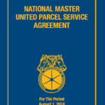 National Master UPS Agreement PDF Now Available